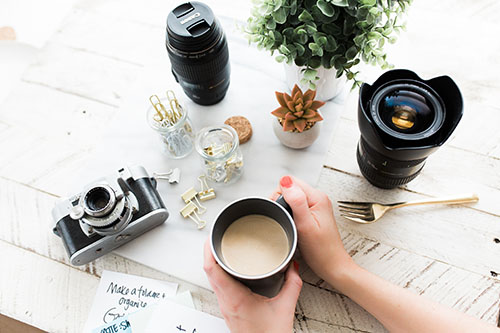 Tjäna extrapengar genom att sälja dina tjänster som exempelvis fotografering
